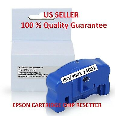 cartridge Chip Resetter for Epson T252 T252XL WF-7110 WF-3620 WF-7620 WF-3640 ZX