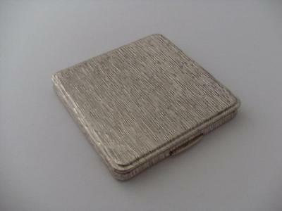 SOLID SILVER KIGU COMPACT London