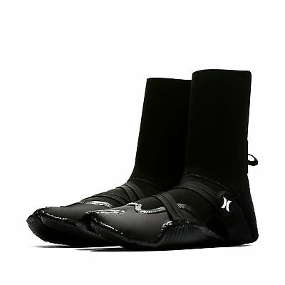 Hurley Advantage Plus 3/2 Wetsuit Boots Mens Unisex Surfing Watersports Surf