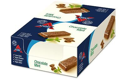 Atkins Chocolate Mint, Low Carb, High Protein Snack Bar 60g