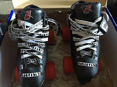 Riedell roller skates size 7