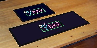 Cocktail Bar Beer Label Bar Runner Ideal Home Pub Cafe Occasion