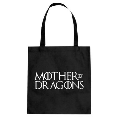 Tote Mother of Dragons Cotton Canvas Tote Bag #3373