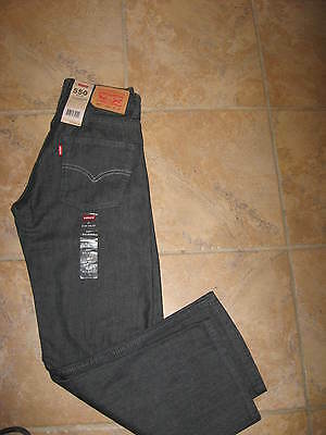 Nwt. Levis 550 Relaxed Fit Jeans ~Youth Size14S