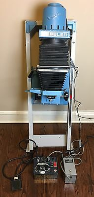 Beseler 23C 23-C SERIES II Negative Enlarger Darkroom - Nikon Lens - Extras