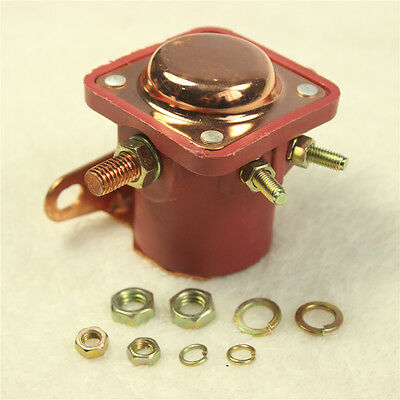 New Solenoid Relay Red 12V Heavy Duty FIT Ford Starter Truck - SW3 - SNL135 Car