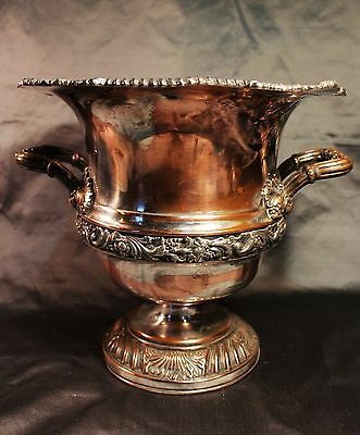 George IV Period Regency Style Old Sheffield Plate Champagne Cooler c. 1825