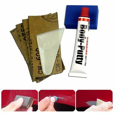 Auto Car Body Putty Scratch Filler Painting Pen Assistant Smooth Repair Tool New