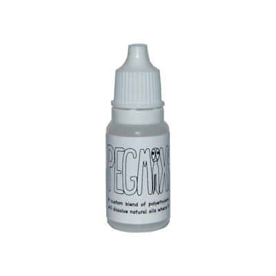 PEGMIX 10ml Natural oil liquidising agent Polyethylene Glycol (like ejmix) Rosin