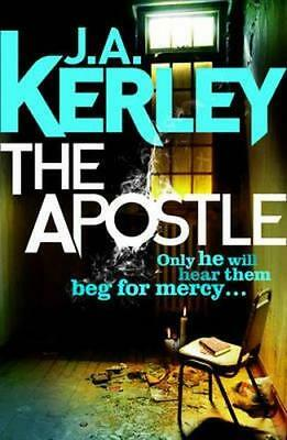 NEW The Apostle By J. A. Kerley Paperback Free Shipping
