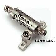 TII Network Technologies 212FF75F225-21 75 Ohm Female To Female Connector Lig...