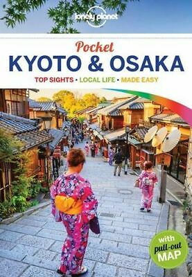NEW Kyoto & Osaka By Lonely Planet Travel Guide Paperback Free Shipping