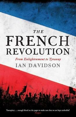 NEW The French Revolution By Ian Davidson Paperback Free Shipping