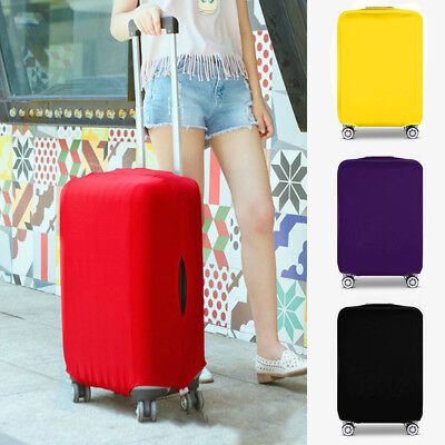 Travel Luggage Protector Elastic Suitcase Cover Bags Dustproof Anti scratch Gift