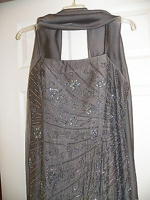 Mon Cheri Mother of The Bride Gown Size 14/16