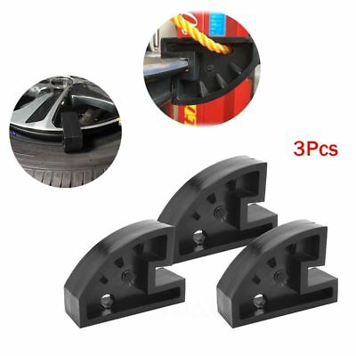 3Pcs Nylon Bead Drop Center Depressor Clamp Tool Wheel Rim Flat Tire Changer Top