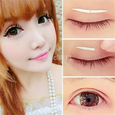 240pairs Convenient Invisible Double-sided Eyelid Clear Sticker Adhesive Tape UK