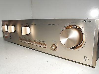 Luxman L-205 Integrated Amplifier With Duo-Beta Circuit As New And In G.W.O