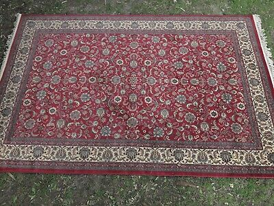 Persian Style Floor Rug~Wonderful Colours~Beautiful Colours~Large
