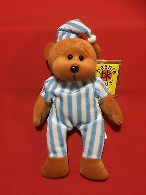 "Skansen beanie Kids  "" SNOOZY the  SLEEPTIME Bear """