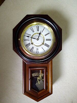 Regulator clock vintage