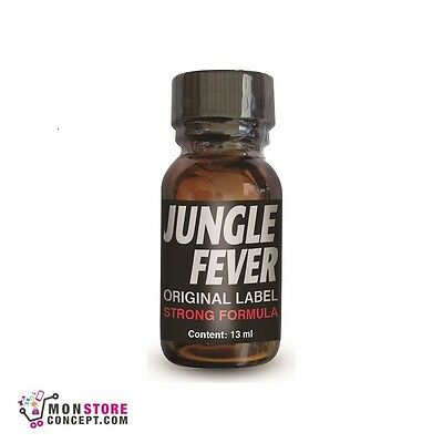 Poppers Jungle Fever 13ml - vital perfect