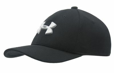 Gorra Under Armour Blitzing juniors Cap Negro