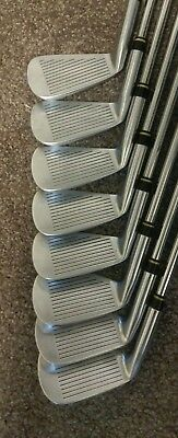 KZG Forged golf Irons 4-PW