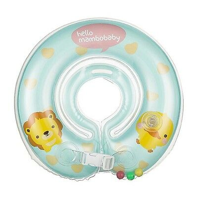 Mambobaby Infant Baby Neck Swim Ring Float 2-24 months