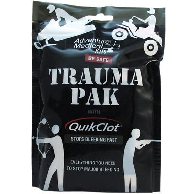 Adventure Medical Kits - Trauma Pak with QuikClot
