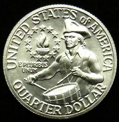 """1976 S Washington Deep Cameo Quarter """"PROOF"""" 40% Silver """"IMPERFECT"""" (DISCOUNTED)"""