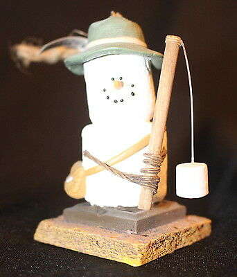 Department 56 Smore's Cooking Smore's Ornament NWT 738449280591