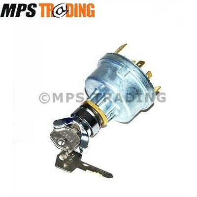 Land Rover Series 2 2A Diesel W/o Steering Lock Starter Switch And Keys Prc2734A