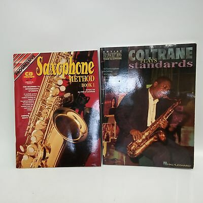 Music book lot standard of excellence for band teacher set 41 lot of 2coltrane plays standards bonus booksaxophonemusic fandeluxe Choice Image