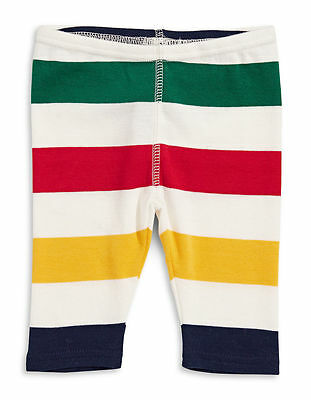Hudson's Bay Company HBC Multistripe Baby Infant Leggings (0-3M)