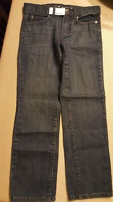 NEW Boy's Children's Place Straight Jeans Size 7