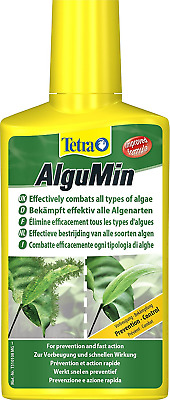 TETRA AlguMin - Anti Algue pour Aquarium - 250ml