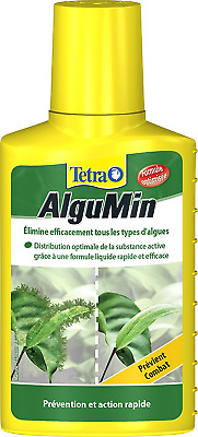 TETRA AlguMin - Anti Algue pour Aquarium - 100ml