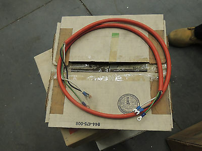 Ridgid 36712 (old # 83605) D1297 Cord for foot switch