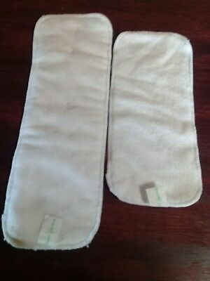 bumGenius Microfiber Stay Dry cloth diaper inserts by Cotton Babies