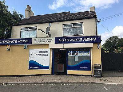 *Detached FREEHOLD* Convenience & Off Licence for sale (Huthwaite) OR LEASE