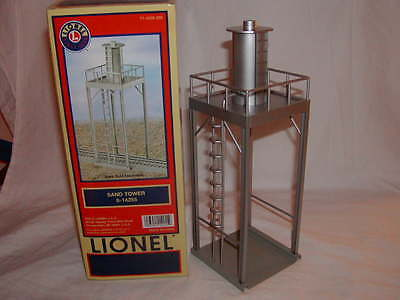 Lionel 6-14255 Sand Tower Train Accessory O 027 New Sand Tower MIB