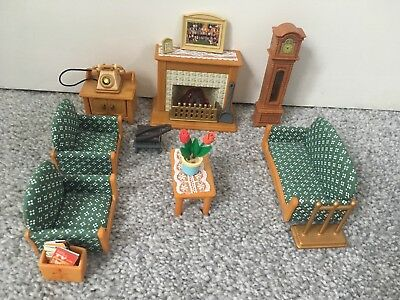Sylvanian Families Luxury Living Room Set PicClick UK