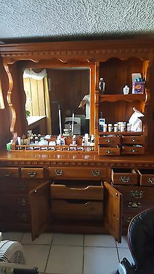 Vintage Link Taylor Colonial Pine Bedroom Set GREAT CONDITION