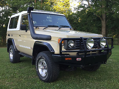 1980 Toyota Land Cruiser LX 1990 toyota land cruiser