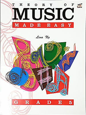 BRAND NEW Theory Of Music Made Easy Gr 5 - Lina Ng