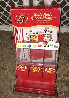 Jelly Belly Sweet Shoppe Candy Dispenser Jelly Bean Machine