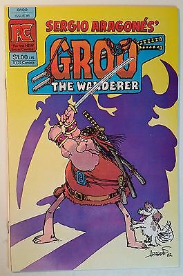 Groo the Wanderer (Pacific) #1 - NM