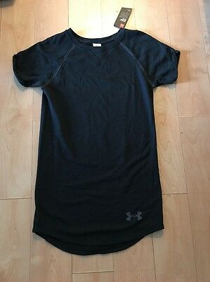 Under Armour Women's Dress Top Shirt Loose Fit Small NWT $60