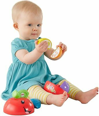 Fisher-Price Laugh & Learn Learning Happy Apple Baby Toy
